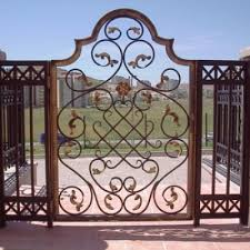 Ucuz Ferforje Kapı